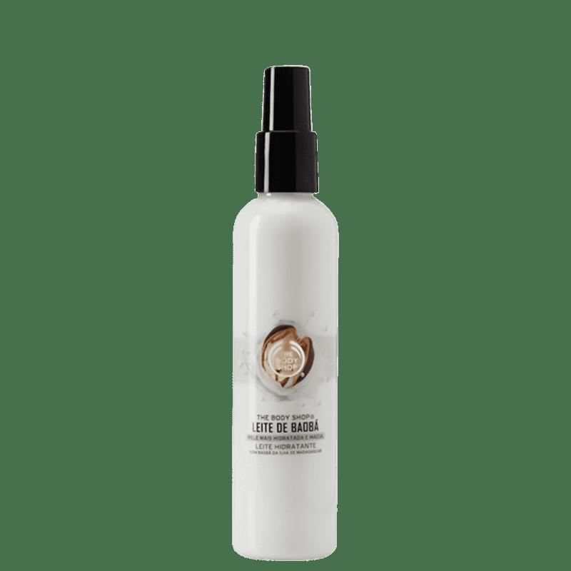 The Body Shop Leite de Baobá - Leite Hidrante Corporal 200ml