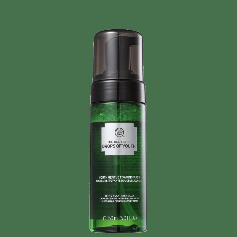 The Body Shop Drops Of Youth - Espuma de Limpeza Facial 150ml