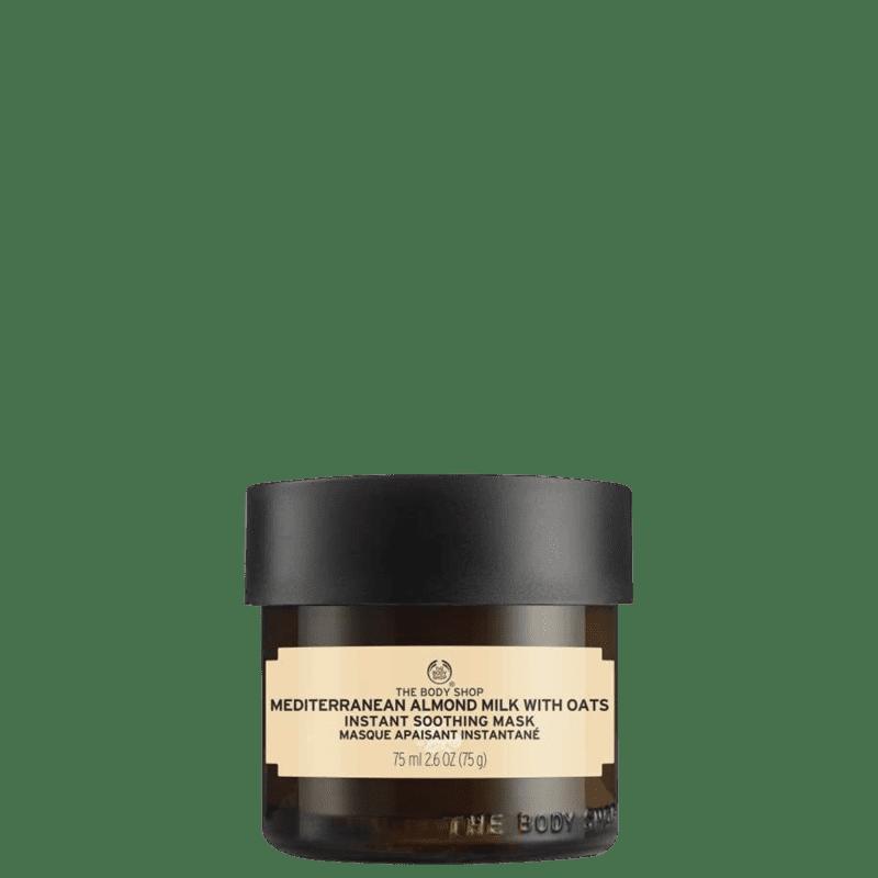 The Body Shop Mediterranean Almond Milk Oats - Máscara Esfoliante 75ml