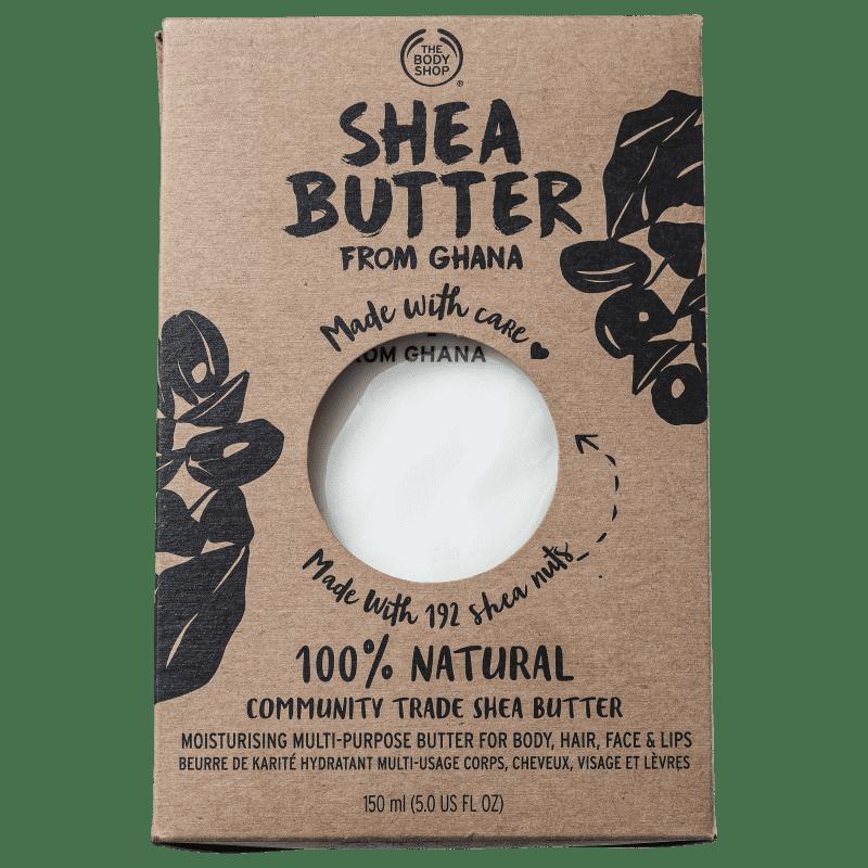The Body Shop Shea Butter - Manteiga Hidratante 150ml
