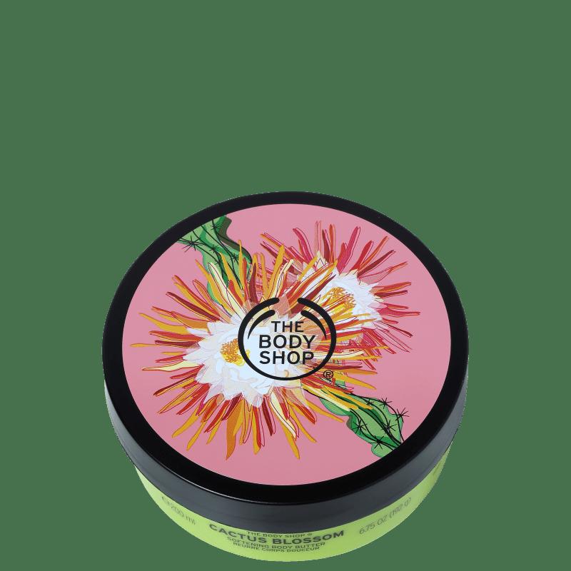The Body Shop Cactus Blossom - Manteiga Hidratante Corporal 200ml