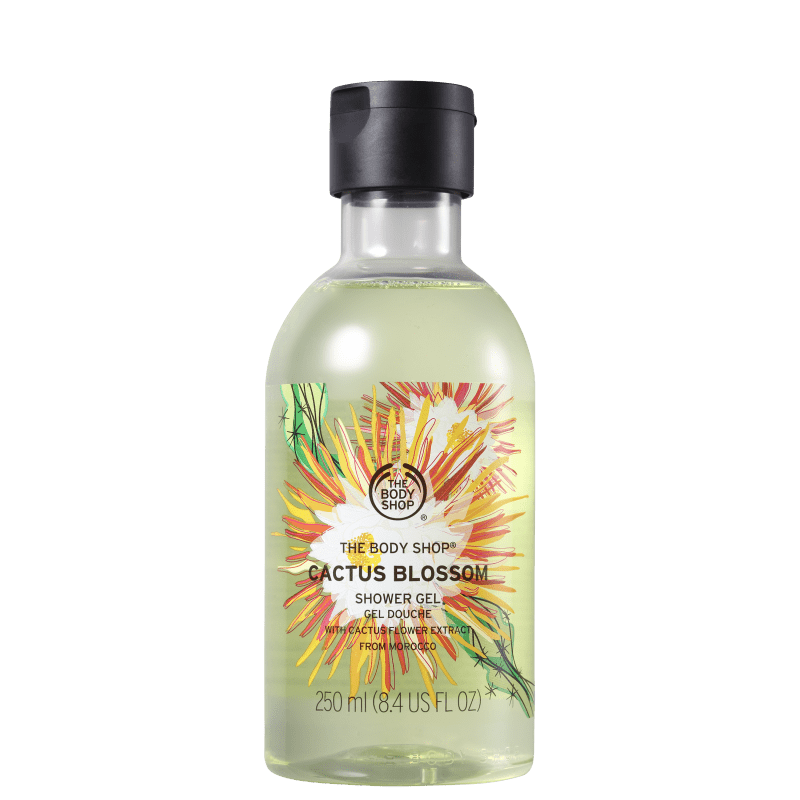 The Body Shop Cactus Blossom - Gel de Banho 250ml