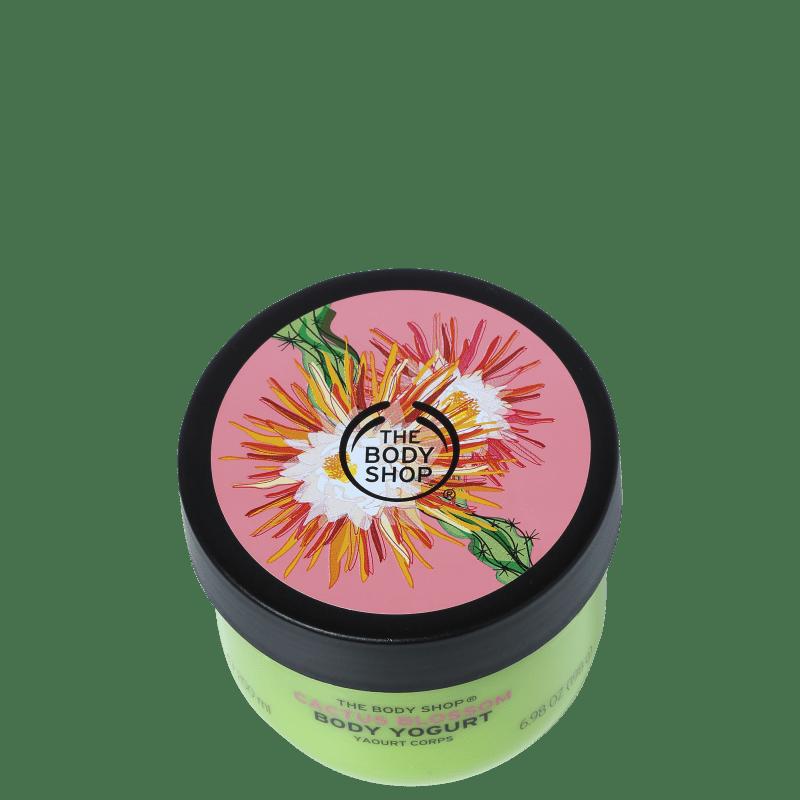 The Body Shop Cactus Blossom Body Yogurt - Hidratante Corporal 200ml