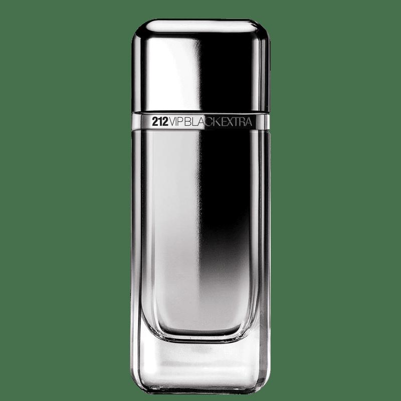 212 Vip Black Extra Carolina Herrera Eau de Parfum - Perfume Masculino 100ml