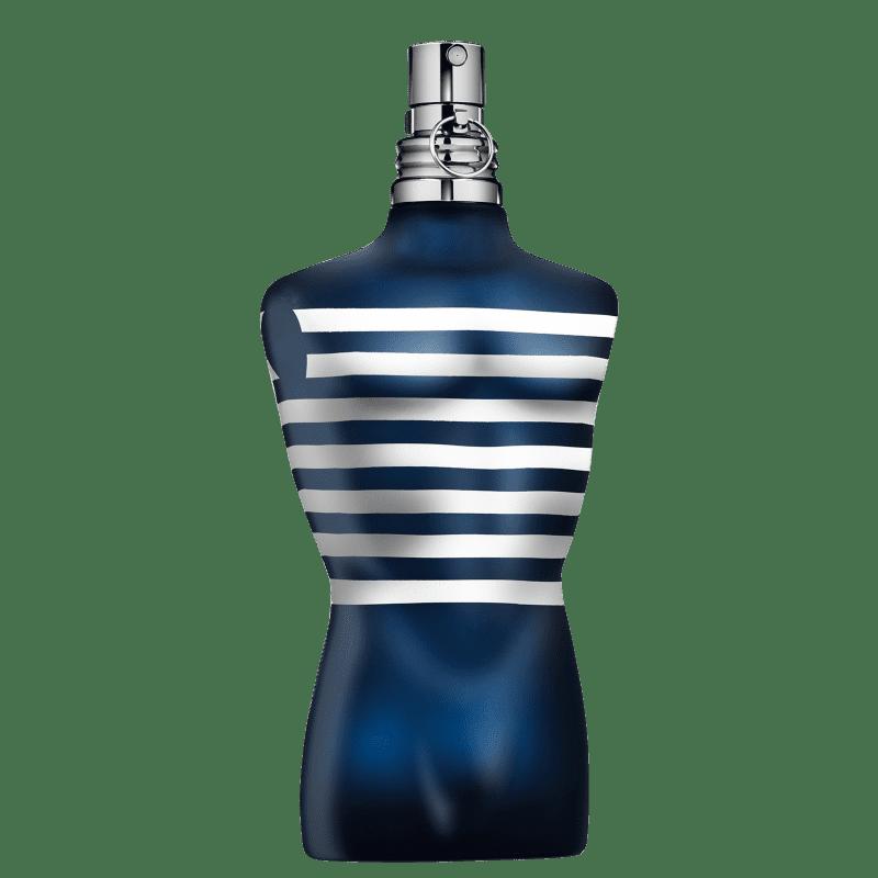 Le Male In The Navy Jean Paul Gaultier Eau de Toilette - Perfume Masculino 125ml