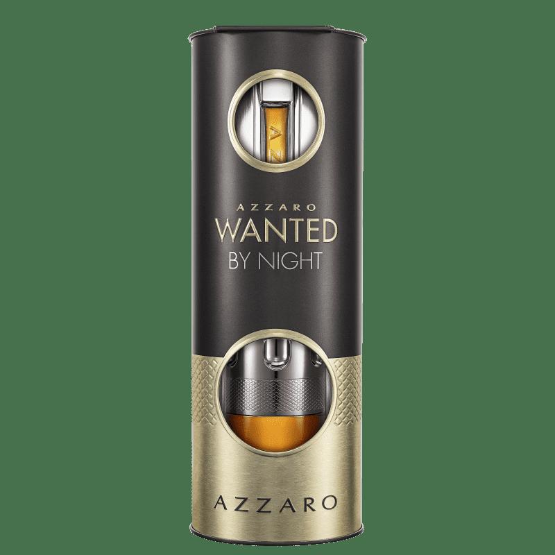 Conjunto Azzarro Wanted by Night Masculino - Eau de Parfum 100ml + Travel Size 15ml