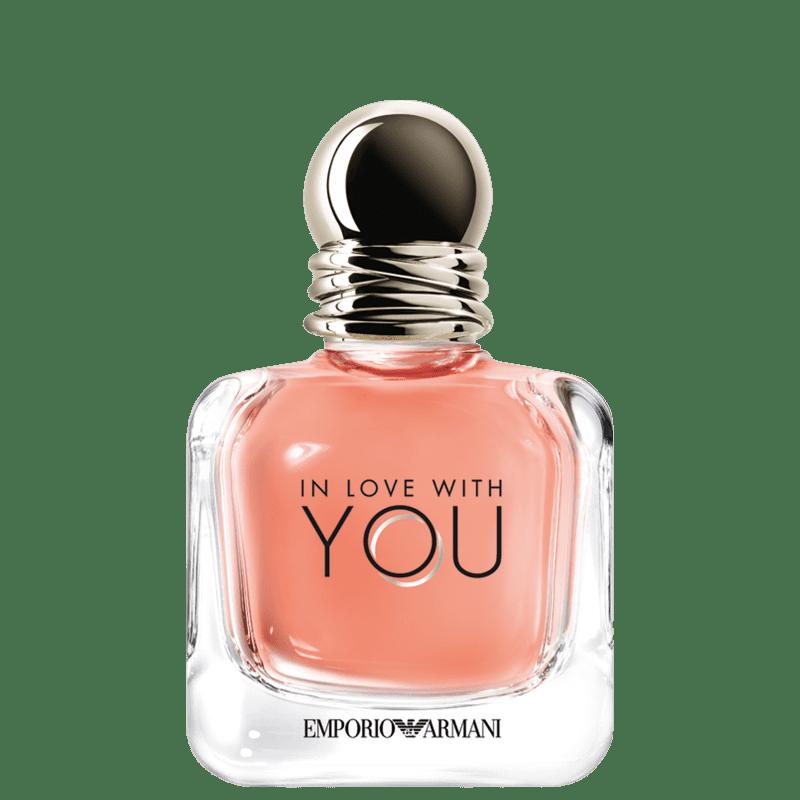 In Love With You Giorgio Armani Eau de Parfum - Perfume Feminino 50ml