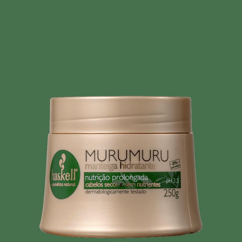 Haskell Murumuru Manteiga Hidratante - Máscara Capilar 250g