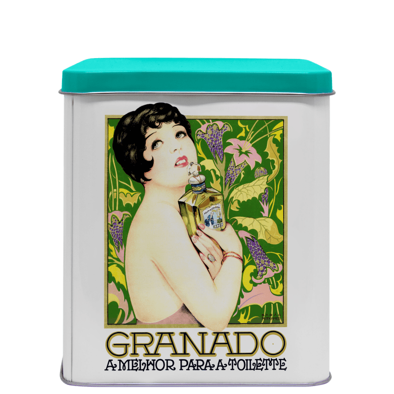 Kit Granado Terrapeutics Chá Branco Corporal