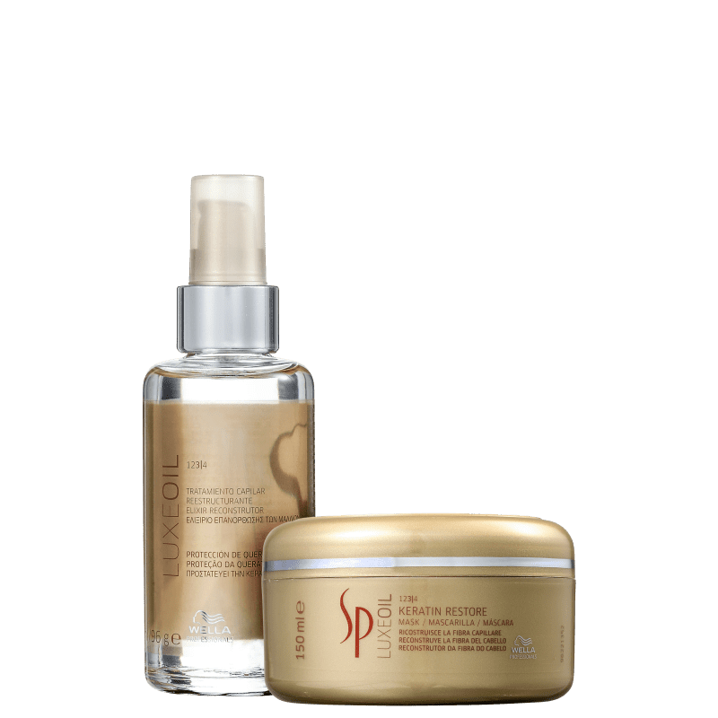 Kit SP System Professional Luxe Oil (2 Produtos)