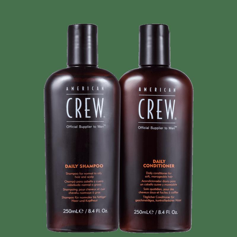 Kit American Crew Daily Basic Duo (2 Produtos)