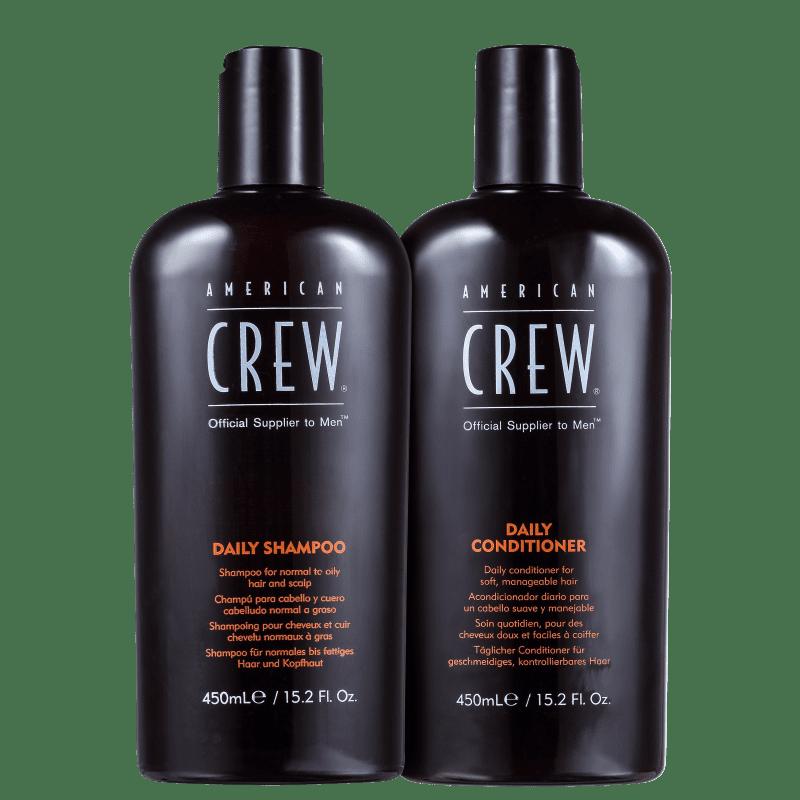 Kit American Crew Daily Duo (2 Produtos)