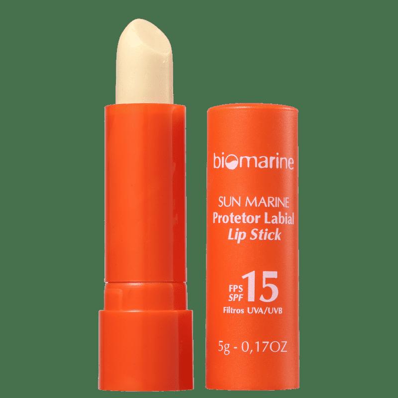 Biomarine Sun Marine BB Lipstick FPS 15 - Protetor Labial 5g