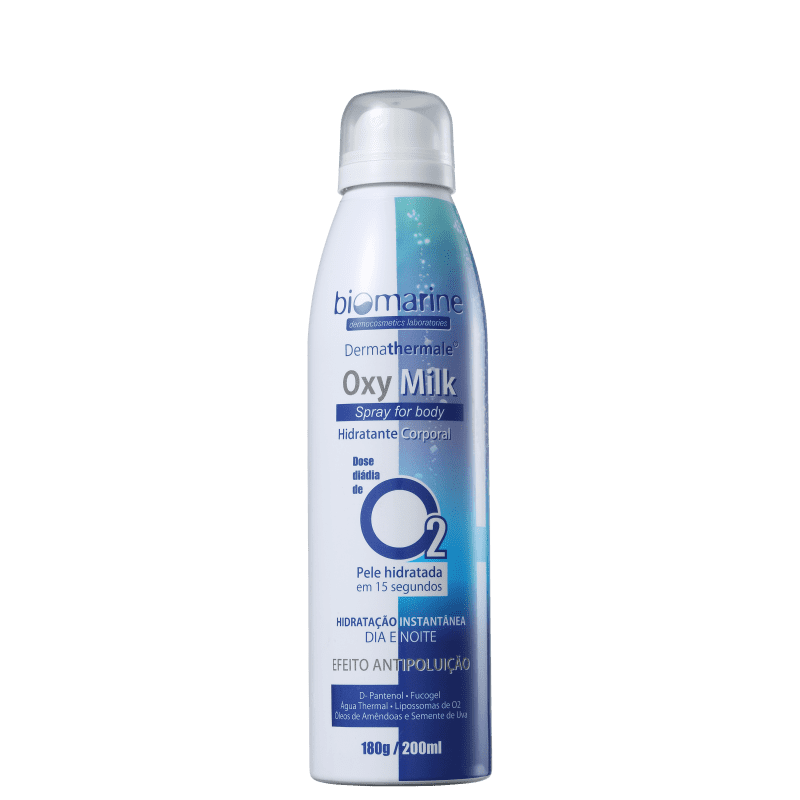 Biomarine Dermathermale Oxy Milk - Spray Hidratante Corporal 200ml
