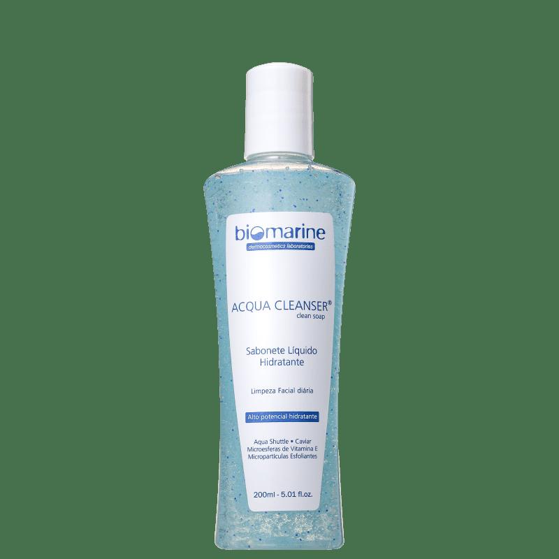 Biomarine Acqua Cleanser - Sabonete Líquido Facial 200ml
