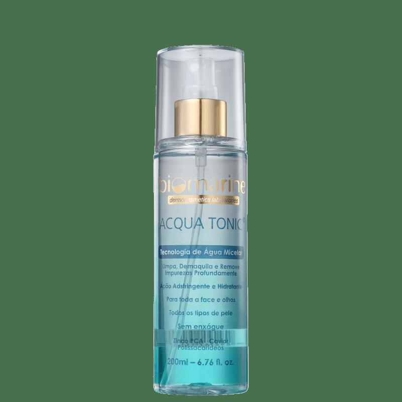Biomarine Acqua Micelar - Tônico Demaquilante 200ml