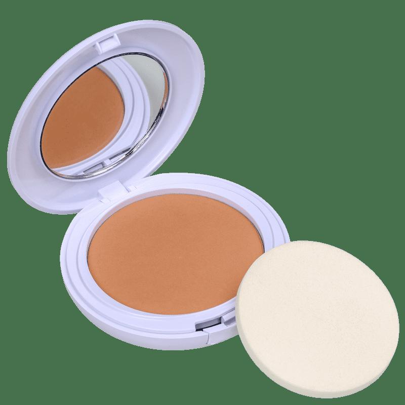 Biomarine Sun Marine Color FPS 50 Chocolate - Pó Compacto 12g