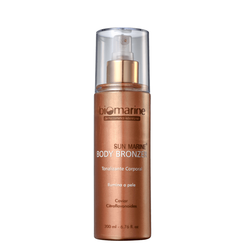 Biomarine Sun Marine Body Bronzer - Spray Autobronzeador 200ml