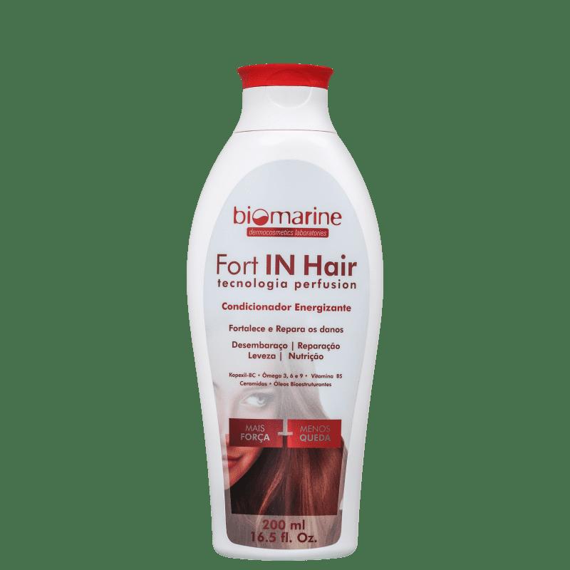 Biomarine Fort In Hair Energizante - Condicionador 200ml