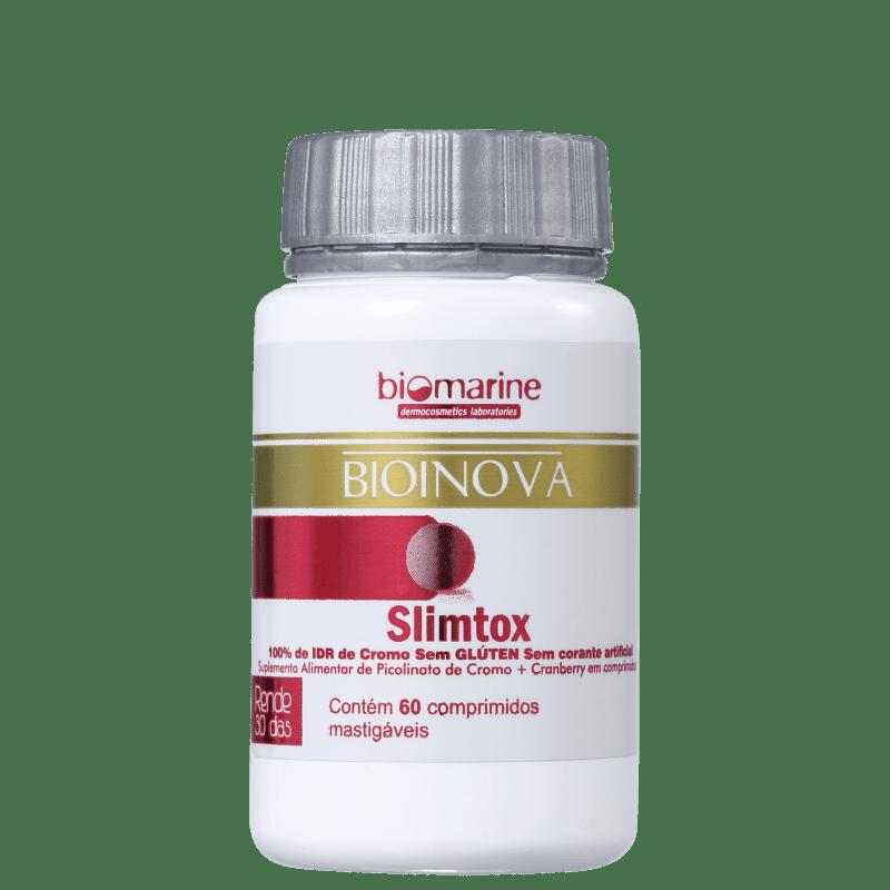 Biomarine Bioinova Slimtox - Redutor de Medidas (60 Cápsulas)