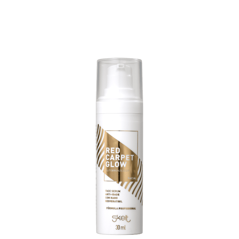 Skelt Red Varpet Glow - Sérum Autobronzeador Facial 30ml