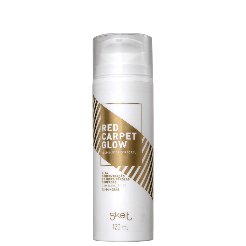 Skelt Red Carpet Glow - Iluminador Corporal 120ml