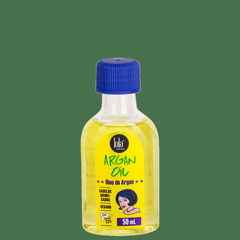 Lola Cosmetics Argan Oil - Óleo Capilar 50ml
