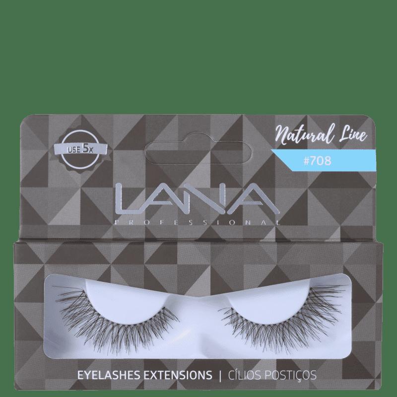 Lana Professional Natural Line 708 - Cílios Postiços