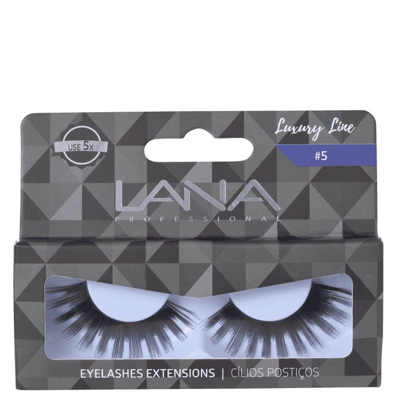 Lana Professional Luxury Line #5 - Cílios Postiços 1g