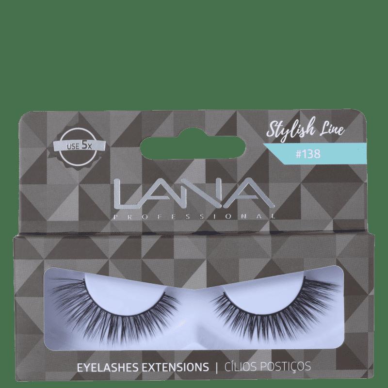 Lana Professional Stylish Line #138 - Cílios Postiços 1g