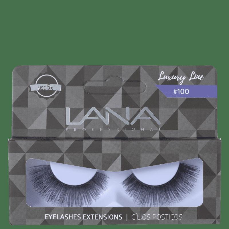 Lana Professional Luxury Line #100 - Cílios Postiços 1g