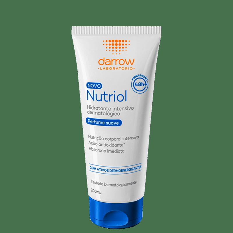 Darrow Nutriol Com Perfume - Loção Hidratante Corporal 200ml