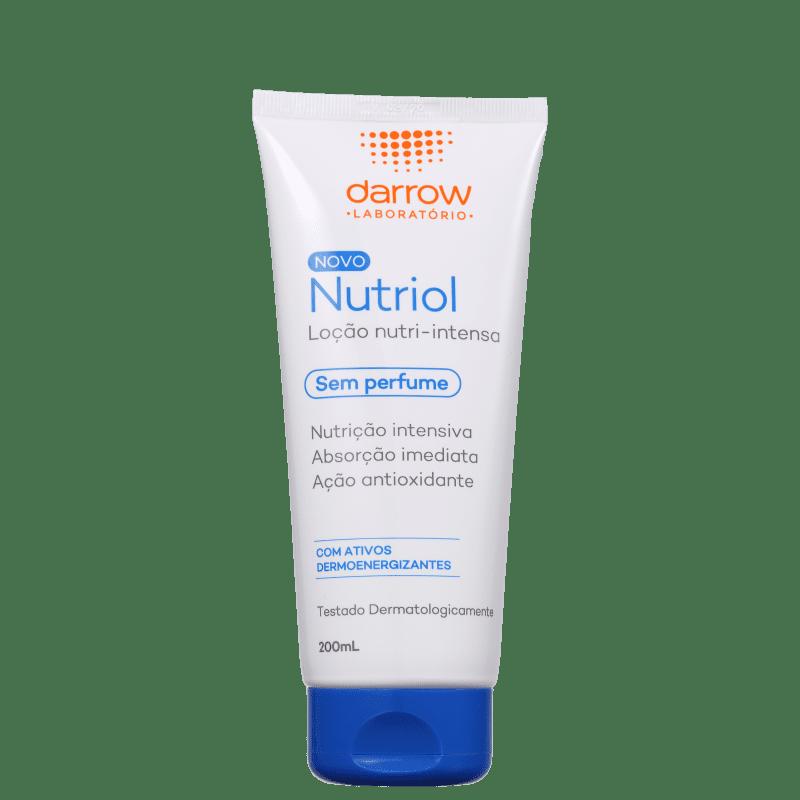 Darrow Nutriol Sem Perfume - Loção Hidratante Corporal 200ml