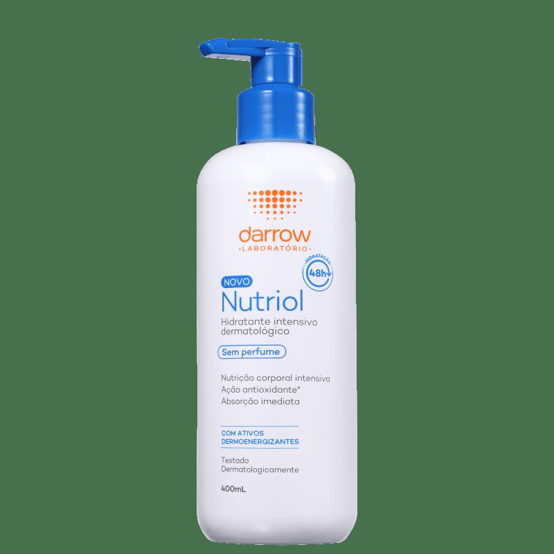 Darrow Nutriol Sem Perfume - Loção Hidratante Corporal 400ml