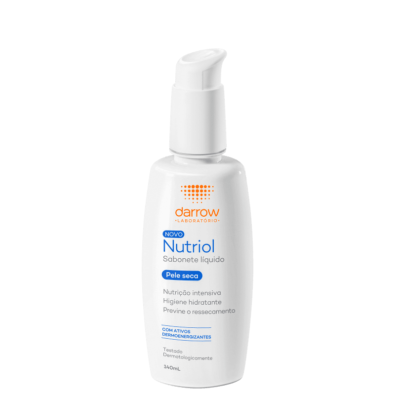Darrow Nutriol - Sabonete Líquido 140ml