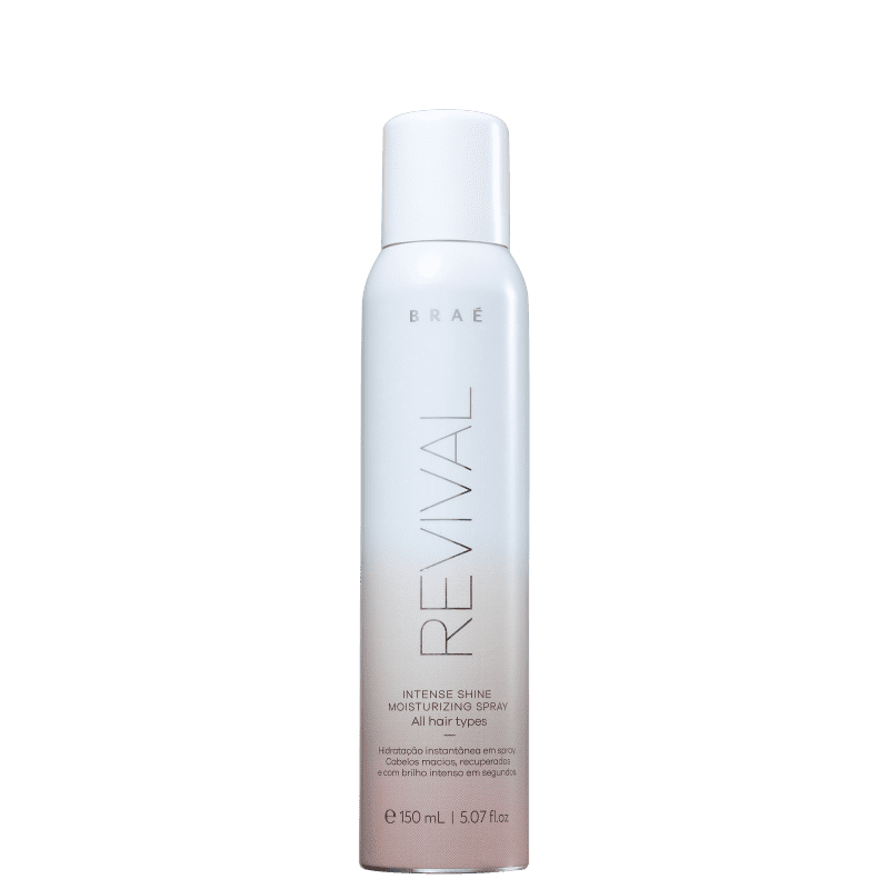 BRAÉ Revival Intense Shine Moisturizing - Spray Leave-in 150g