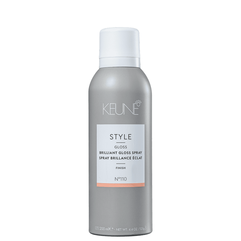 Keune Style Brilliant Gloss - Spray de Brilho 200ml