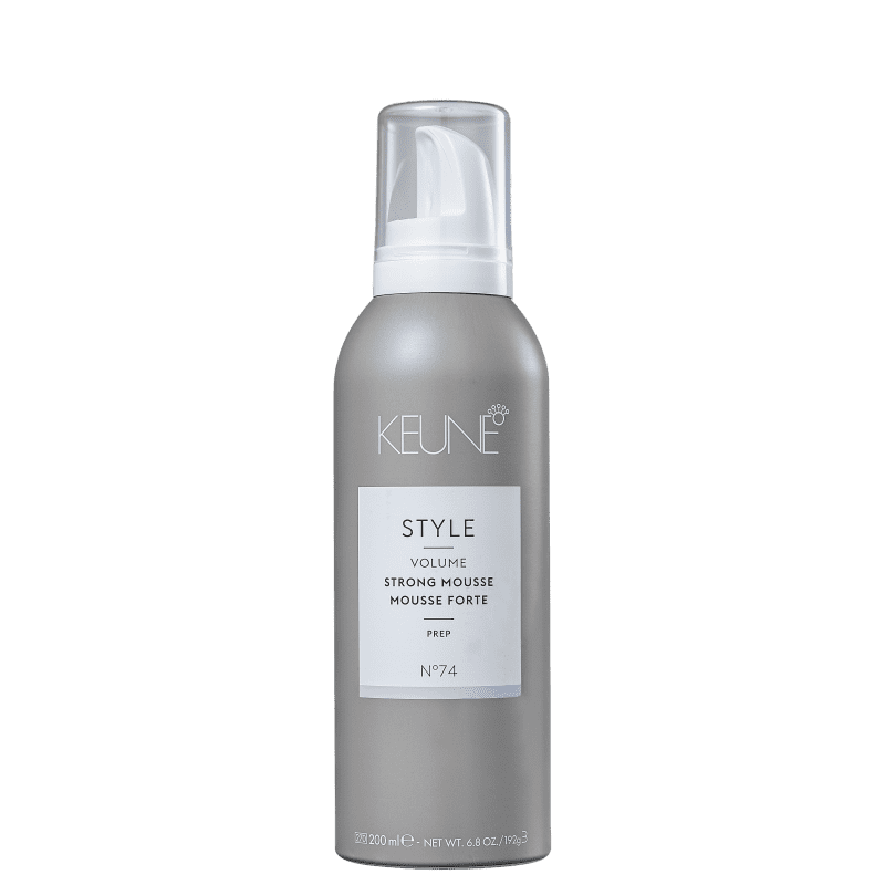 Keune Style Strong - Mousse Volumadora 200ml