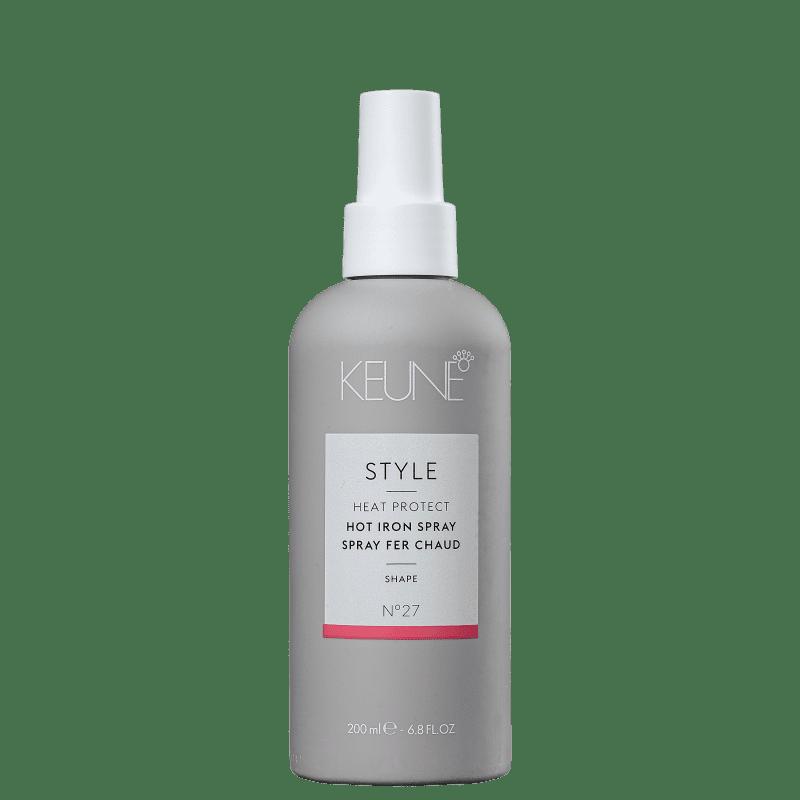 Keune Style Hot Iron - Spray Protetor Térmico 200ml
