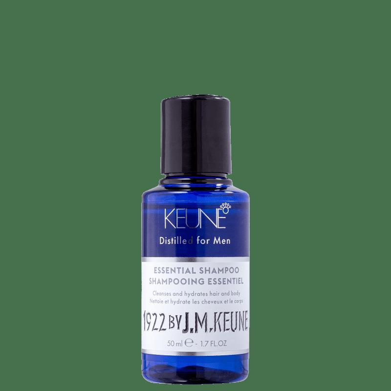 Keune 1922 by J. M. Keune Essential - Shampoo 50ml