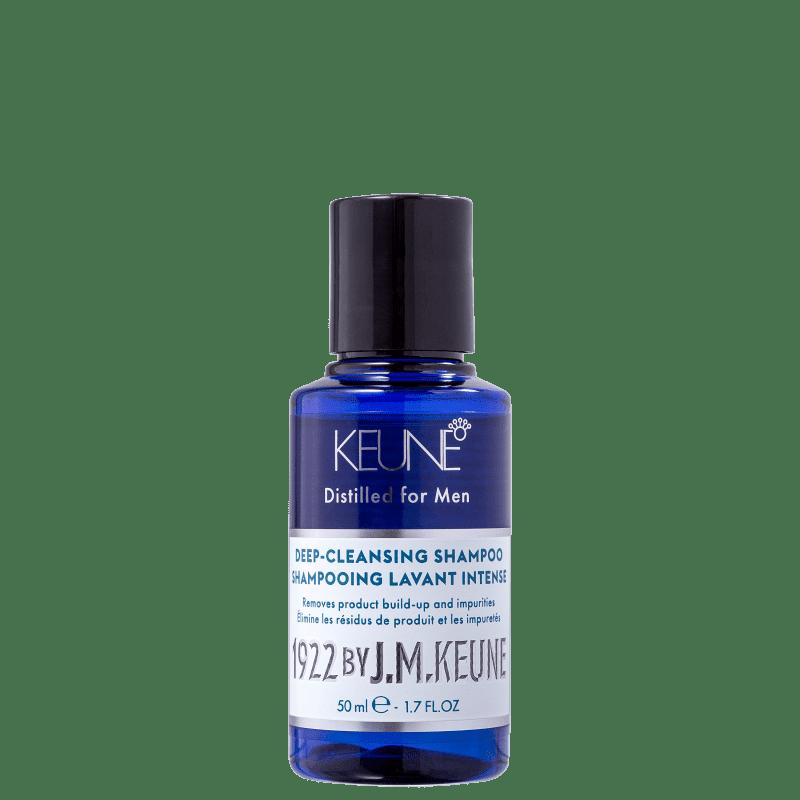 Keune 1922 by J. M. Keune Deep-Cleansing - Shampoo 50ml