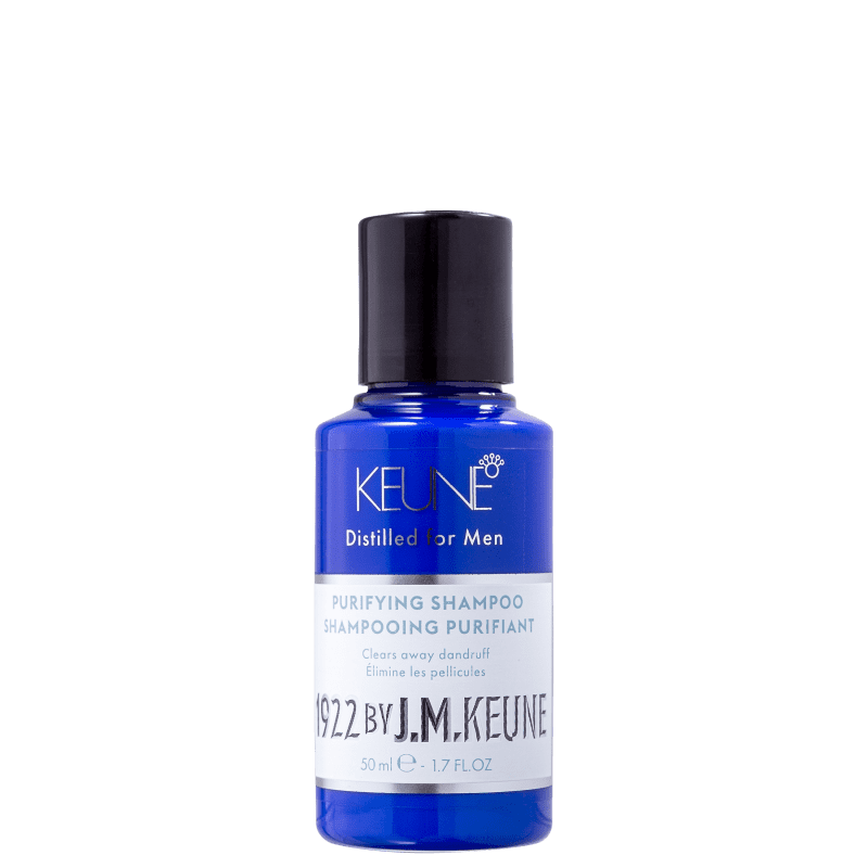 Keune 1922 by J. M. Keune Purifying - Shampoo Anticaspa 50ml