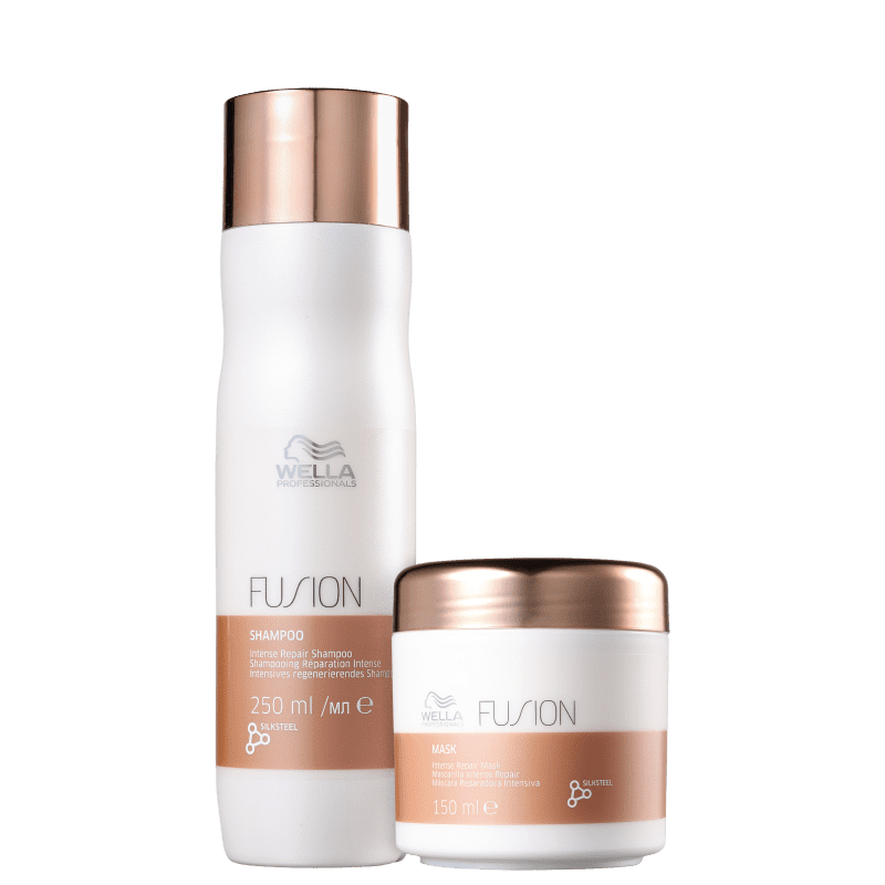 Kit Wella Professionals Fusion Duo Treat (2 Produtos)