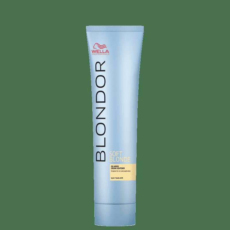 Wella Professionals Blondor Soft Blonde - Creme Descolorante 200g