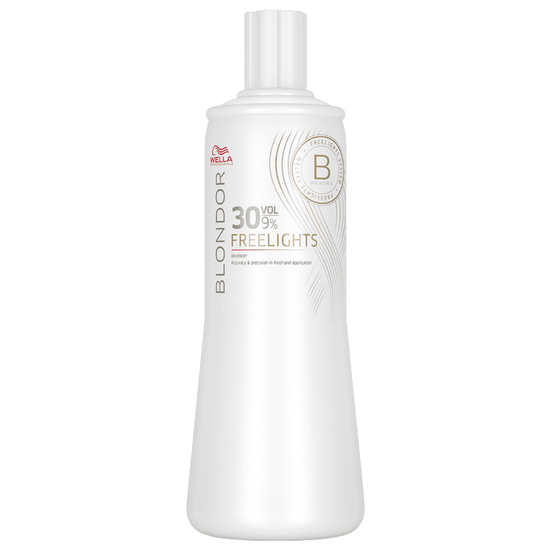 Wella Professionals Blondor Freelights 9% - Oxidante 30 Volumes 1000ml