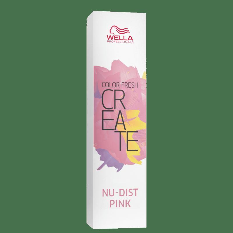 Wella Professionals Color Fresh Create Nudist Pink - Coloração Temporária 60ml