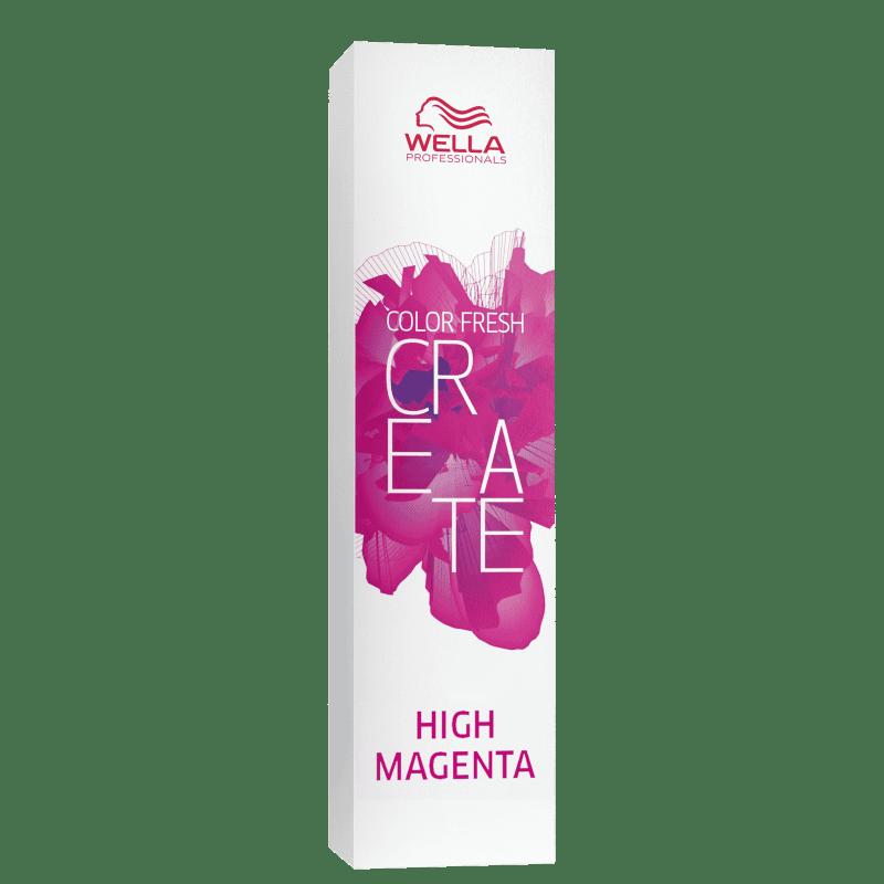 Wella Professionals Color Fresh Create High Magenta - Coloração Temporária 60ml