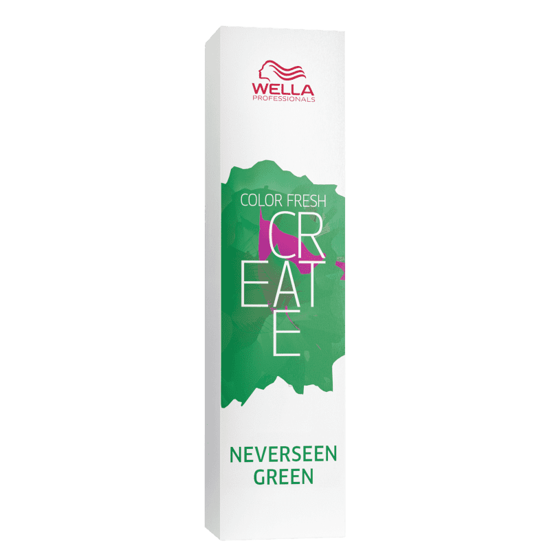 Wella Professionals Color Fresh Create Neverseen Green - Coloração Temporária 60ml