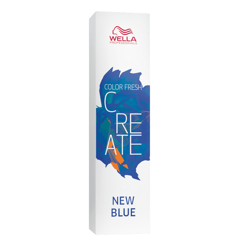 Wella Professionals Color Fresh Create New Blue - Coloração Temporária 60ml