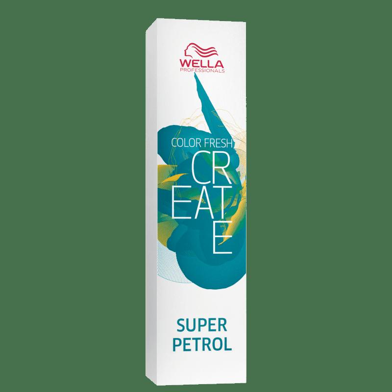 Wella Professionals Color Fresh Create Super Petrol - Coloração Temporária 60ml